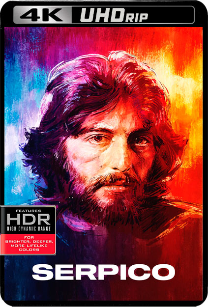 SERPICO [4K UHDRIP][2160P][HDR10][AC3 2.0 CASTELLANO-DTS-HD 5.1-INGLES+SUBS][ES-EN] torrent